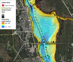 Quick And Easy Bathymetric Data In Google Earth Sea Grant Gis