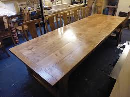 Large Oak Dining Table Seats 10 Extending Dining Table Seats 14 Dining Table Ideas
