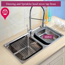 small double sink kitchen whole double kitchen sink from china double kitchen