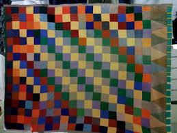 Carol Doak's Corner » 2009 » February & This was an early wool quilt. Adamdwight.com