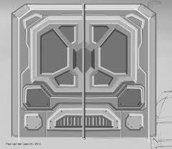 Sci Fi Door Texture Sci Fi Door By Hupie Texture Nongzico