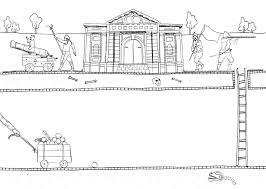 Historisch Grave Merel Van Lamoen Illustraties