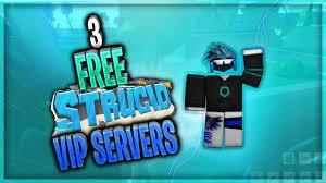 My vip server, feel free to join! Free Strucid Vip Server By Zlockq