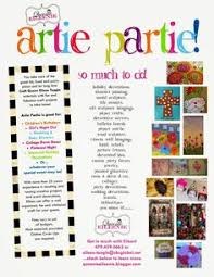 crafts classes for kids flyers craft group at chocolati poster resized fundraiser info