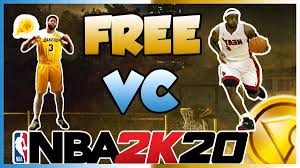 How To Get Free VC In NBA 2K20 – Seven ...