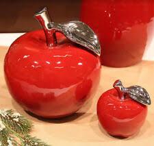 Deko Apfel In Christbaumschmuck Günstig Kaufen Ebay