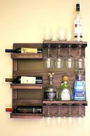 wall hanging bar cabinet wall mounted bar cabinet diy wall mounted bar shelf wall hanging bar