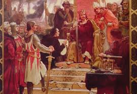what did the magna carta do for jews king john faces the barons at the sealing of the magna carta