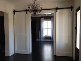 custom sized interior double barn doors european antique pine