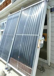 making solar screens bulging glazing on the screen collector diy solar screens with grids diy solar making solar screens