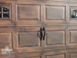 faux wood carriage garage door tutorial remodelaholic bloglovin paint for doors to look like pantry cabinets access upminster pella service gold coast small