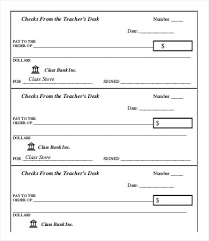 Blank Cheque Template Best Personal Check Template Blank Check Template Achievable Likeness