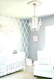 baby nursery baby girl nursery lighting room chandelier image of fan by decor for pertaining to