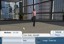 yourself fitness screenshot
