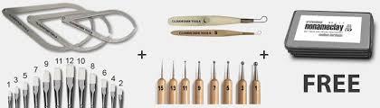 clay carving tools names. nonameclay free bundle clay carving tools names s