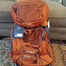 For Sale Or Trade New Osprey Aether 70 L Backpack