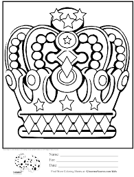 Small Picture King Crown Coloring Page Coloring Pages For Kids And For Adults