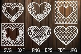 Find & download free graphic resources for laurel. Heart Svg Lace Heart Svg Quatrefoil Heart Heart Cut Files 211257 Svgs Design Bundles