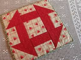 99 best Watermelon Quilts images on Pinterest | Sew, Appliques and ... & Quilted Mug Rug Churn Dash and Watermelon Adamdwight.com