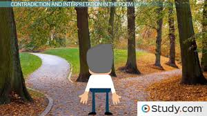 design by robert frost summary theme analysis video lesson robert frost poetry analysis the road not taken and other poems