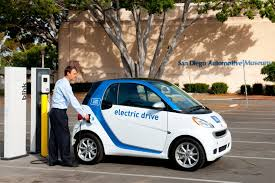 Smart Announces First All-Electric Carsharing Fleet in the US ...