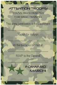 free birthday invitation template for kids free printable invitations army car racing swim party events