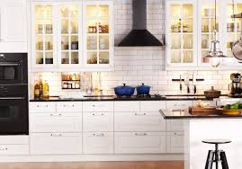 Glass Front Kitchen Cabinets Ikea Glass Front Kitchen Cabinets Modern Cabinets