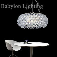 italian lighting fixtures. Italian Foscarini Caboche Glass Ball Pendant Lamp Light 35cm 50cm 65cm Ac90-260v Lighting Fixtures T