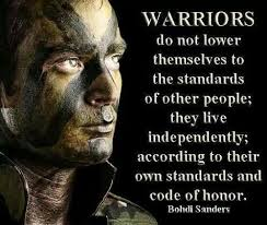Warrior Quotes Custom Warrior Quote Quote Number 48 Picture Quotes