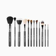 5pcs cosmetic brushes kit marble stripe foundation powder eyeshadow beauty makeup tools pro 5pcs cosmetic brushes set marble stripe foundation powder