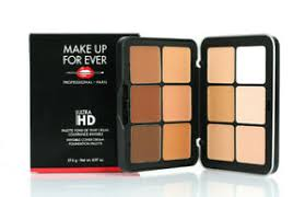 ultra hd foundation palette by make up