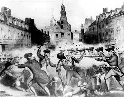 boston massacre trial writework crispus attucks being shot during the boston massacre john bufford after william l