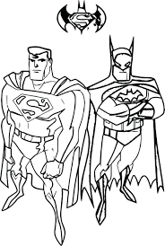 Enter youe email address to recevie coloring pages in your email daily! Batman Vs Superman Coloring Pages Coloring Home