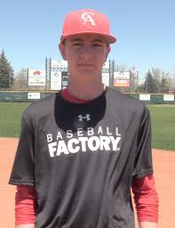 Baseball Factory | Player Page | Aaron Rice