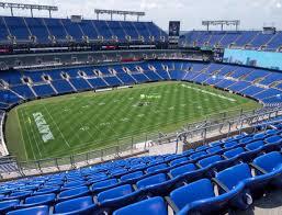 Ravens Stadium Interactive Seating Chart M T Bank Stadium Section 504 Seat Views Seatgeek
