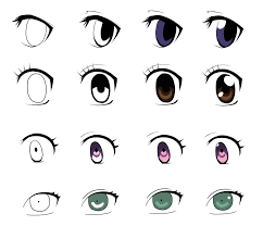 how to draw anime eyes step by step for beginners.  Eyes Anime Eyes In 5 Steps Or Less Part 2 By JellyLemons Throughout How To Draw Eyes Step By For Beginners C
