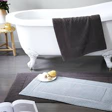 contemporary bath rugs looped border bath mat west elm contemporary bathroom rugs sets
