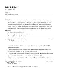 Sample Baker Resume Under Fontanacountryinn Com