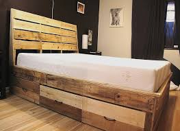 diy twin platform bed. How To Build A Platform Bed With Storage Drawers Plans Unique Homemade Twin Diy