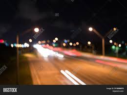 Red Light Night Lamp Watching Transport Image Photo Free Trial Bigstock