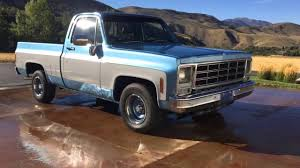 Truck chevy 1980 truck : 1980 Chevy C10 Short Bed Frame Up Restoration, New 325HP 350 V8 ...