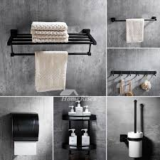 bradley bathroom accessories. Brilliant Bradley Glamorous Bathroom Accessory Sets At 6 Piece Black Accessories Wall Mount   With Bradley