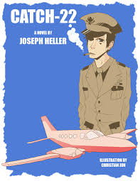 catch 22 bookcover by applelove