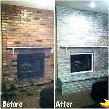 whitewash vs painting brick fireplace white wash best painted fireplace mantel paint a fireplace mantel