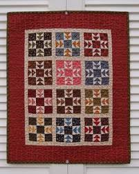 """Quilt for Sale, """"Square Dance"""" is a Handmade Patchwork Wall Quilt ... & Quilts, Handmade patchwork quilt for sale, """"Gosling"""" is a small wall quilt Adamdwight.com"""