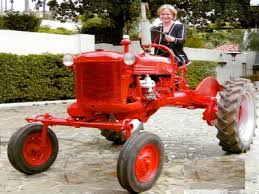 & 39;52 farmall cub shines again Farmall Cub Wiring Harness kate will gleefully takes the helm of her 1952 farmall cub after starting the tractor for farmall cub wiring harness replacement