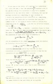 turing s rapid nazi enigma code breaking secret revealed bull the excerpt from turing paper credit national archive scan