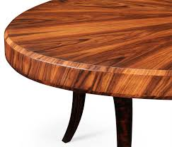 oval dining table art deco:    x