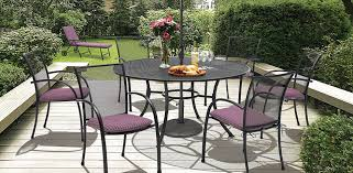 patio metal garden chairs cast aluminium garden furniture compare s circle metal table with a