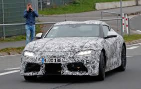 New Toyota Supra: no manual gearbox planned for next sports car by ...